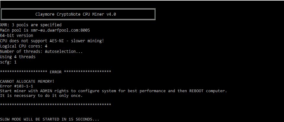 Как происходит майнинг Монеро на процессоре? - BITSIDE